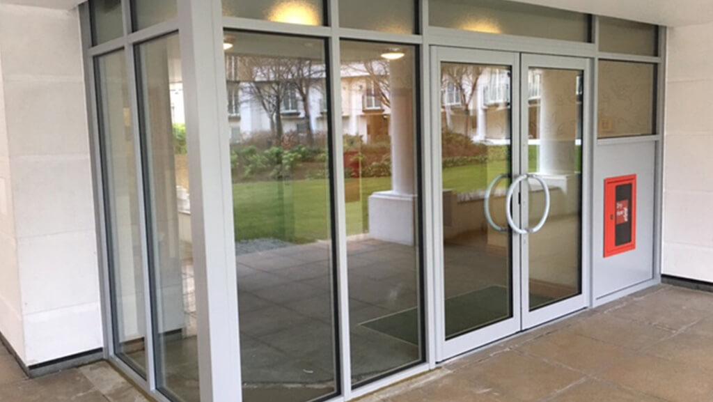 Automatic Doors Cdw Systems Ltd