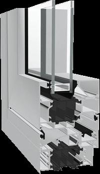 Dualframe Si Pivot Profile