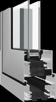 Dualframe Si Reversible Profile