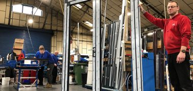 Reynears CS 77 door frame