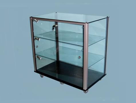 Designex glass cabinet